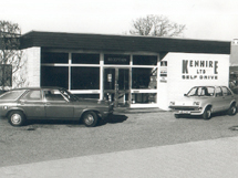 Kenhire 1979 - Kenhire Reception with Hire Cars