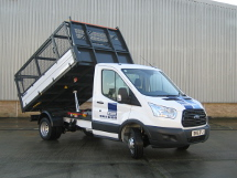 Kenhire 2016 - Self Drive Hire Caged Tipper