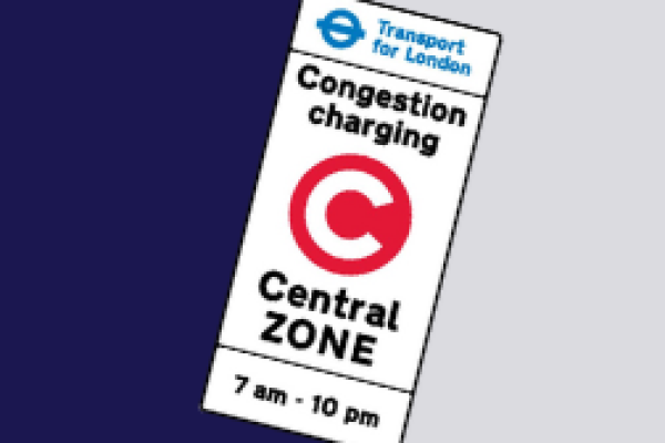 Changes to Congestion Charge for Central London