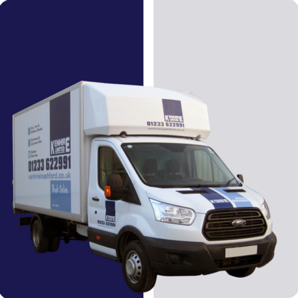 WEBSITE FORD TRANSIT L4 LUTON + TAILLIFT